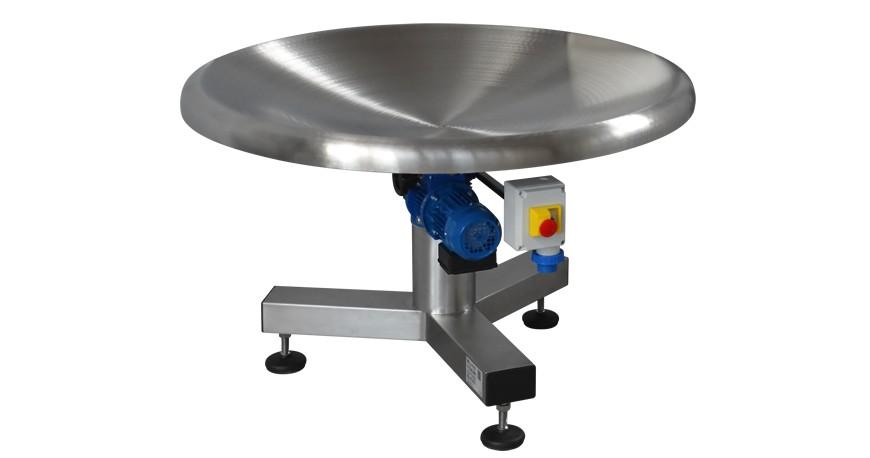 Stół obrotowy ROTO